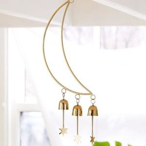 Moon Chime Wall Hanging